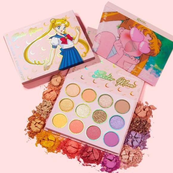 """Colourpop Other - 🌙 Sailor Moon x ColourPop """"Guardian Eye"""" Palette"""